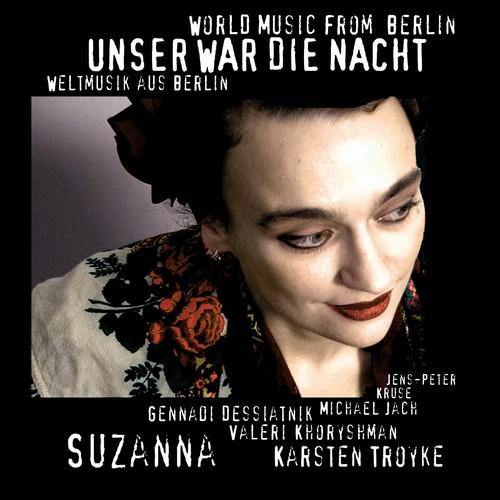 Product picture Suzanna - Unser war die Nacht